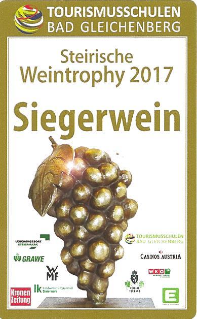 Steirische Weintrophy 2017